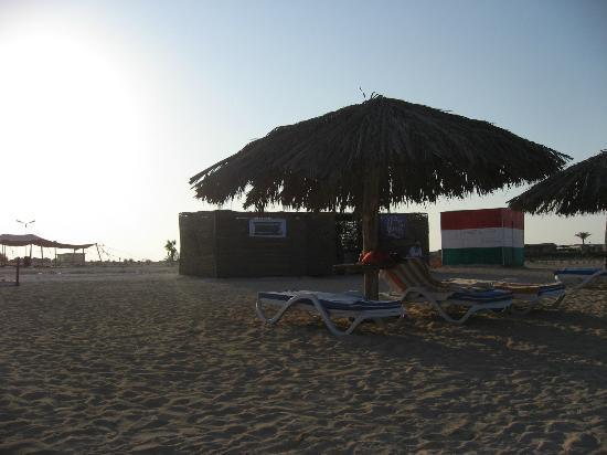 Le Mirage Beach Hotel: centro benessere