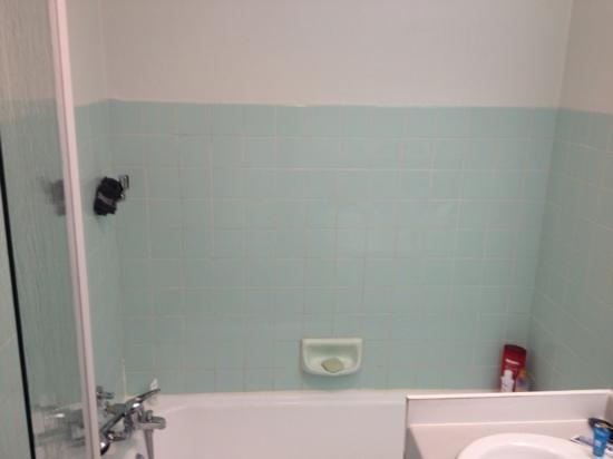 Roc Hotel: salle de bain