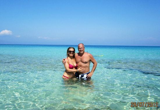 Isola di Pianosa: cala Giovanna