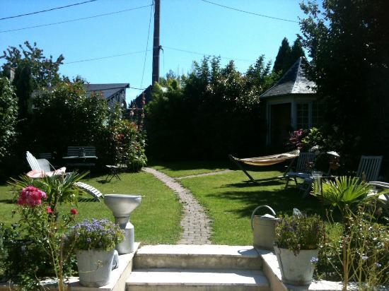 Jane'Laur: le jardin