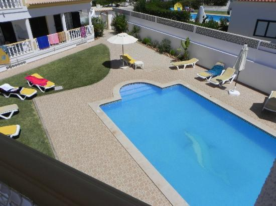 Apartamentos Turisticos Solar Veiguinha: Vista da varanda