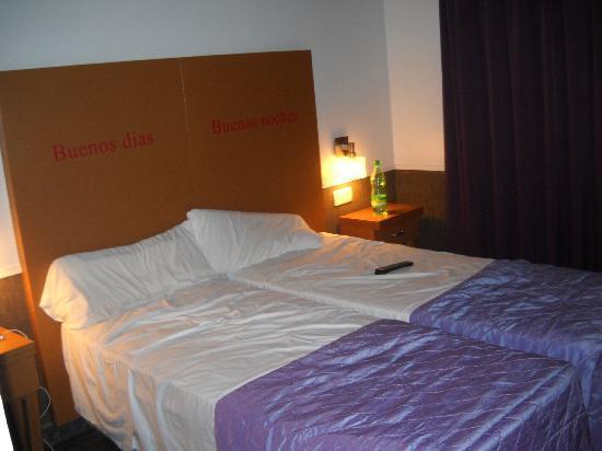 Colors Hotel : La nostra stanza