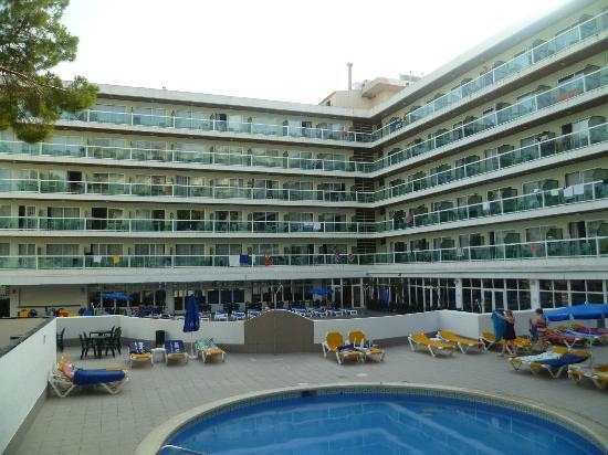 Ohtels Villa Dorada: hotel