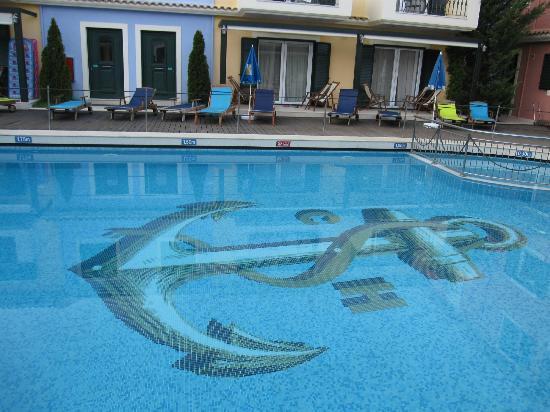 Hotel Captain Stavros: Pool