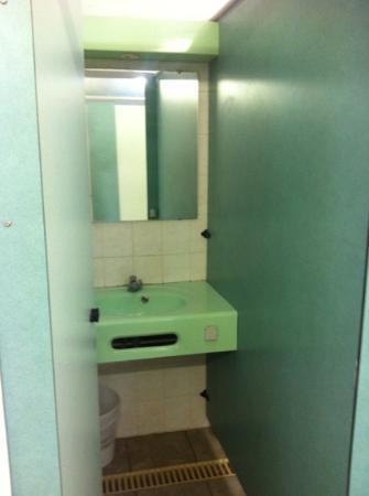 Camping Des Iles: lavabo homme