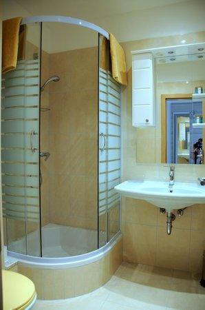 Villa MiraMar: Unser Bad auf der 2. Etage