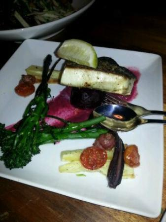 Cafe Mint: Grilled Kingfish