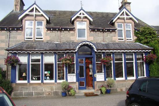 Ravenscraig Guest House: façade du guest house