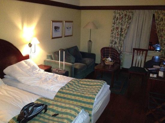 Best Western Plus Hotel Norge: stanza