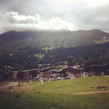 Pierre & Vacances Residence Athamante & Valeriane: Le village