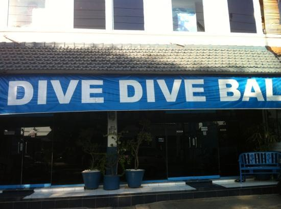 divedivedivebali: the shop