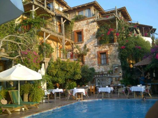 Hotel Fidanka Kalkan Turkey Reviews Photos Price Comparison Tripadvisor