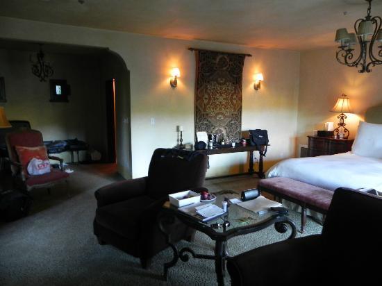 The Spa at Kenwood Inn: Room 21