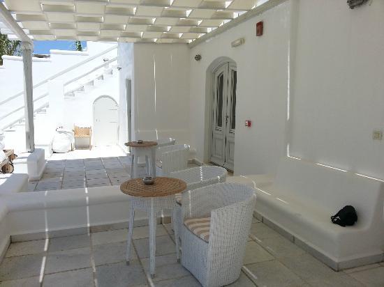 Nissaki Boutique Hotel: Executive Suite 513