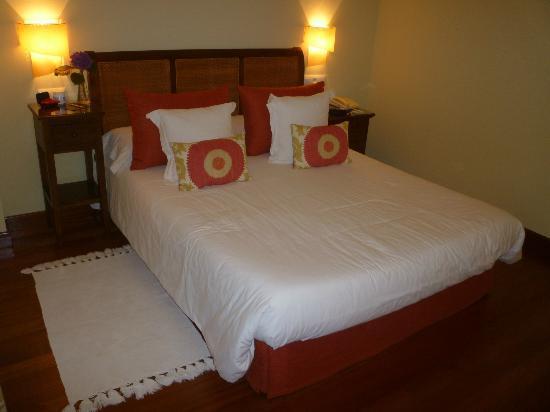 Casona de la Paca: Comfortable beds