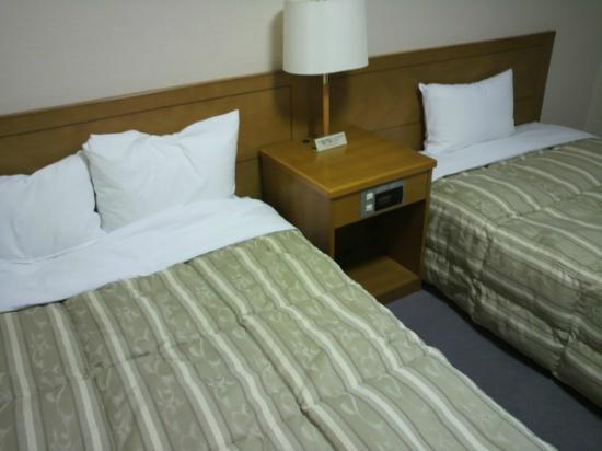 Hotel Route Inn Odate: ツインルーム
