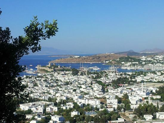 The Marmara, Bodrum: View from room 