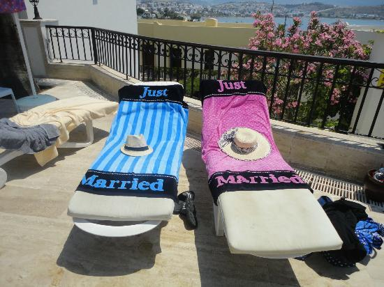 WOW Bodrum Resort: just married