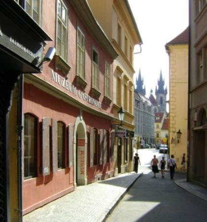 Gastronomy Museum Prague