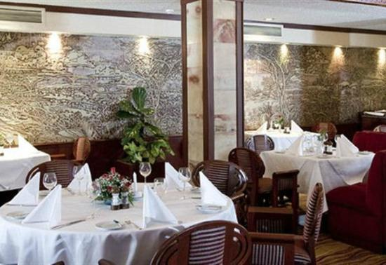 Mandhari Restaurant: DIning during the day