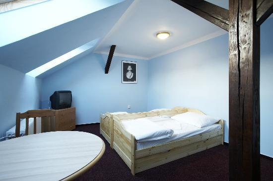 Hostel Franz Kafka: Double Bed Private, Shared Bathroom
