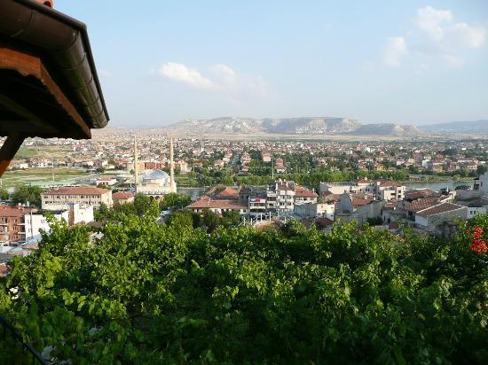 Duru Hotel: Vue du toit