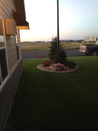 Stratford Suites : outside my room