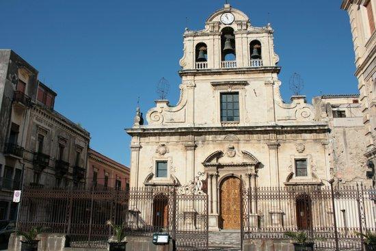Lentini, Италия: Chiesa madre Santa Maria la Cava e Sant'Alfio