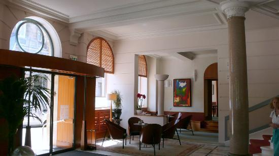 Hotel de Normandie : Lobby
