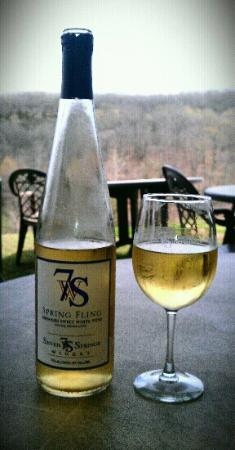 Seven Springs Winery: Spring Fling..... delicious