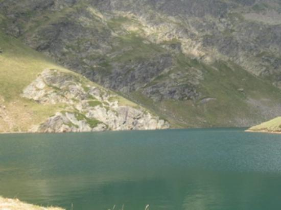 Incles, Andorra: Estany de Cabana Sorda