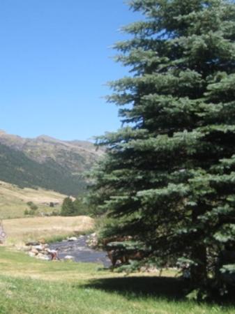 Valle de Incles : EL Riù Incles