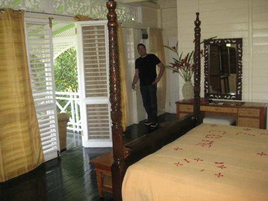 Fond Doux Plantation & Resort: Coconut Cottage