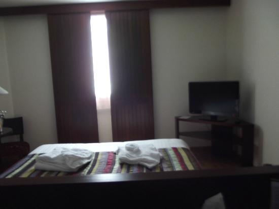 Hôtel LE MAURITIA : la chambre