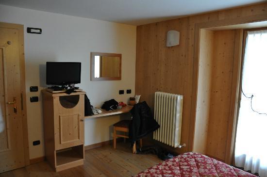 Hotel Pedranzini: Camera
