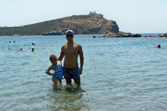 Hotel Beach Picture Of Cape Sounio Grecotel Exclusive Resort