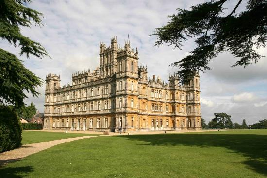 Hotels Near Highclere Castle