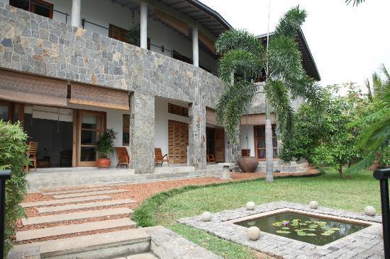 Baramba House: Elegant style