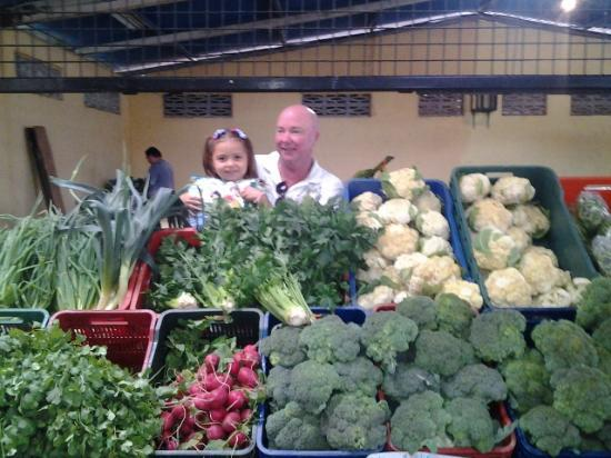 The Flying Tomato A Vegetarian Experience: Buying Vegetables