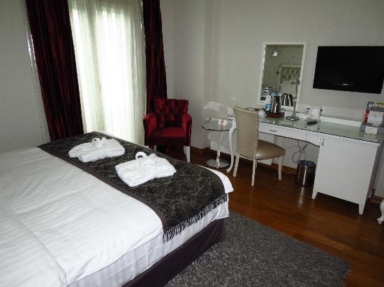 Hotel Amira Istanbul: Room 203