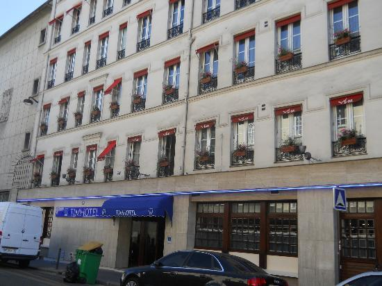 Hotel Libertel Gare De L Est Francais