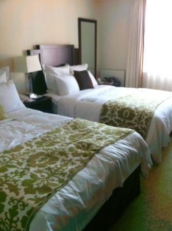 Sprowston Manor Marriott Hotel & Country Club: standard bedroom