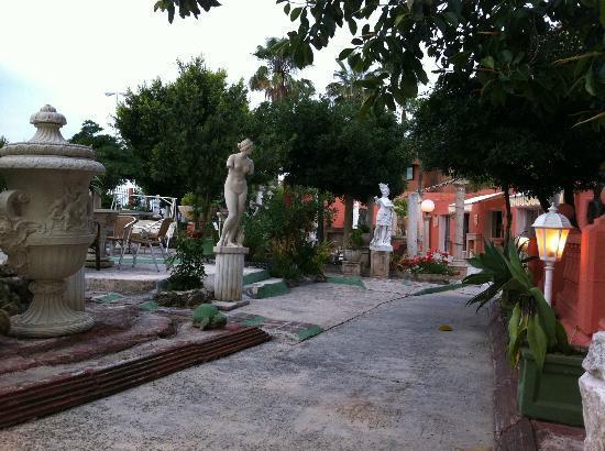 Restaurante Las Piedras: Entrada principal