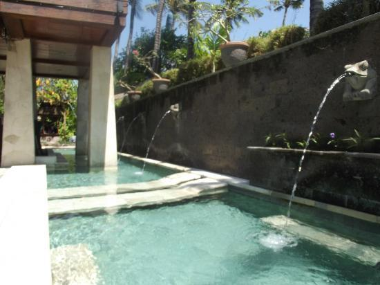Bali Dynasty Resort Hotel: adults only, above deck can watch the sunset