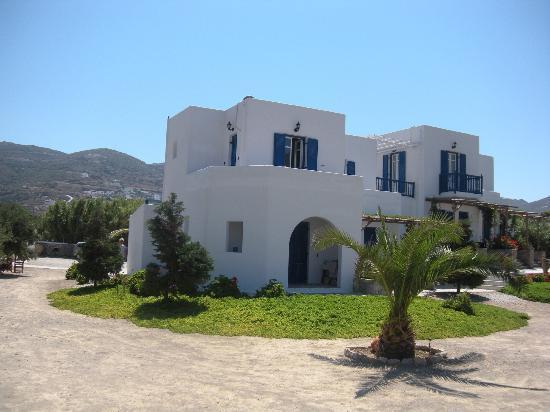 Villa Le Grand Bleu: la villa