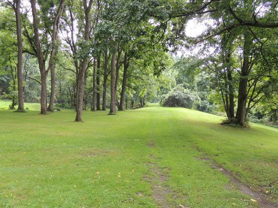Clermont: Arryl House Lawn