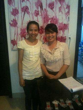 HueNino Hotel: Trang and Kim