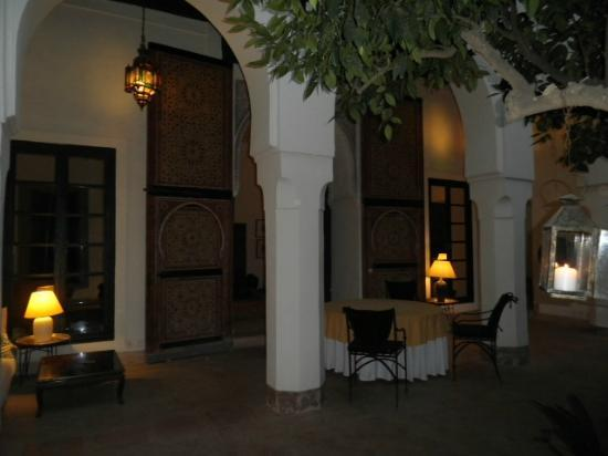 Riyad El Cadi: Im großen Patio