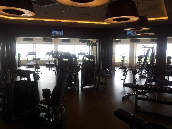 Robinson Club Nobilis: Fitnessbereich
