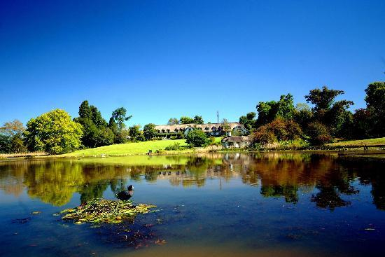 Nottingham Road, Südafrika: The Magnificent Rawdons Hotel and its superior 110ha Estate